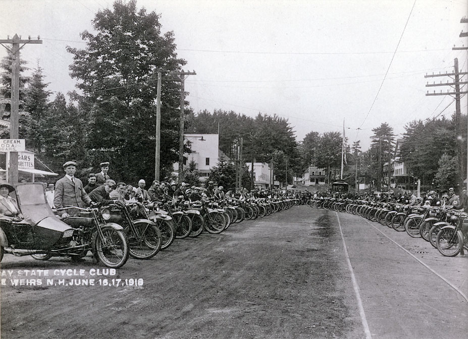 Laconia Motorcycle Week - The History