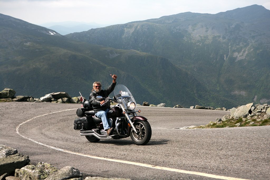 Heading to Laconia Bike Week? - Don't forget Mt Washington Ride To The Sky