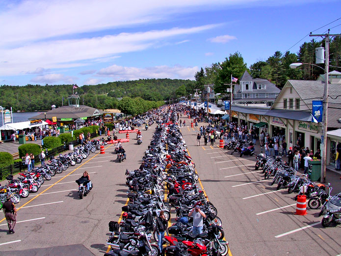 Top 5 Things I Want To Experience At Laconia Motorcycle Week